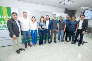 Estrela conquista prêmio SESI Prevenir de Boas Práticas 4